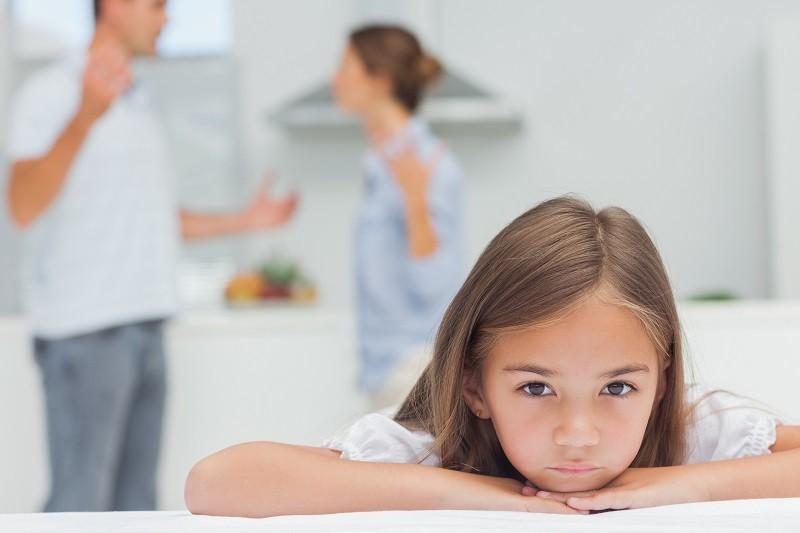 споры между родителями